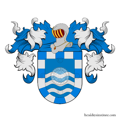 Coat of Arms of family Buso