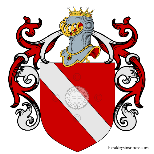 Coat of Arms of family Foscolo