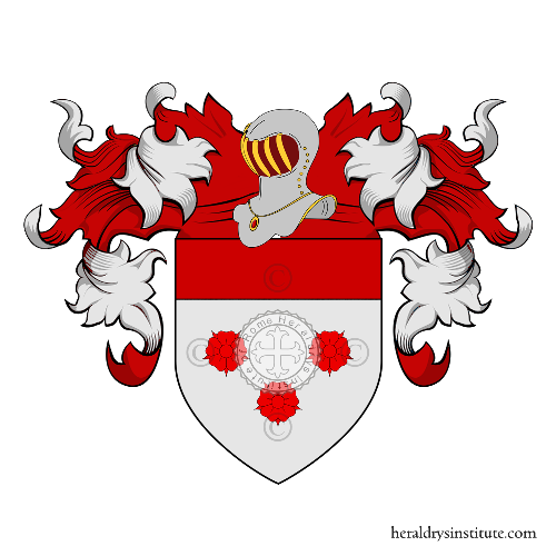 Coat of Arms of family Boscoli