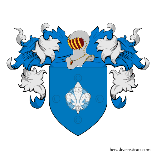 Coat of Arms of family Cifrondi