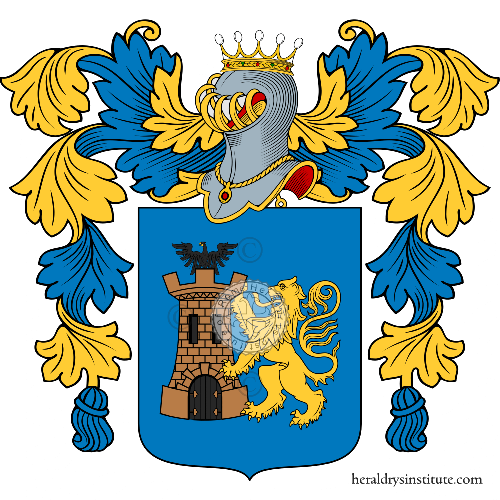Coat of Arms of family Fattori