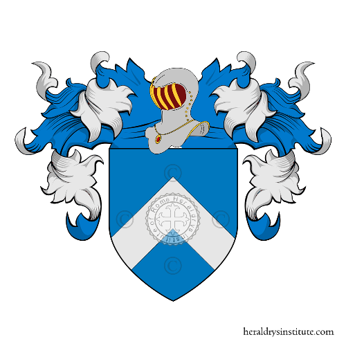 Coat of Arms of family Pagàn