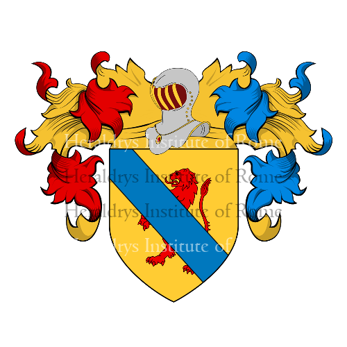 Coat of Arms of family Negru