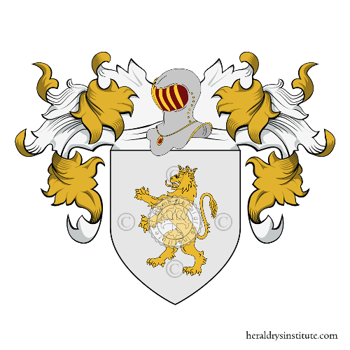 Coat of Arms of family Virde