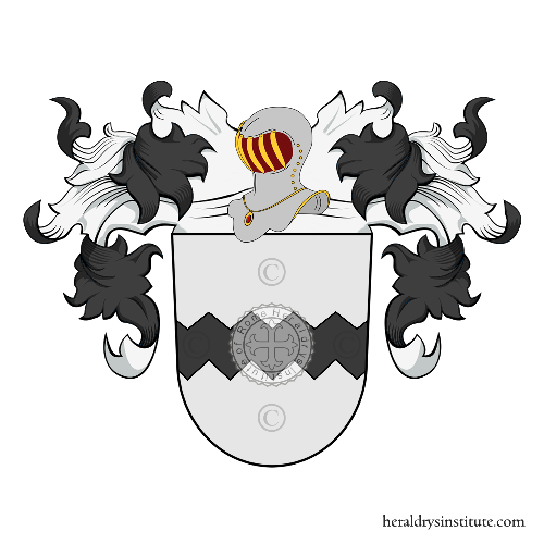 Coat of Arms of family Homilius