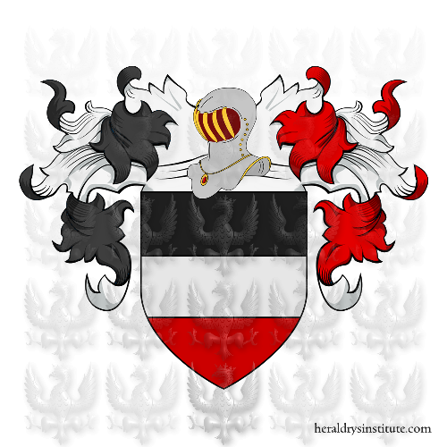 Coat of Arms of family Fagandini