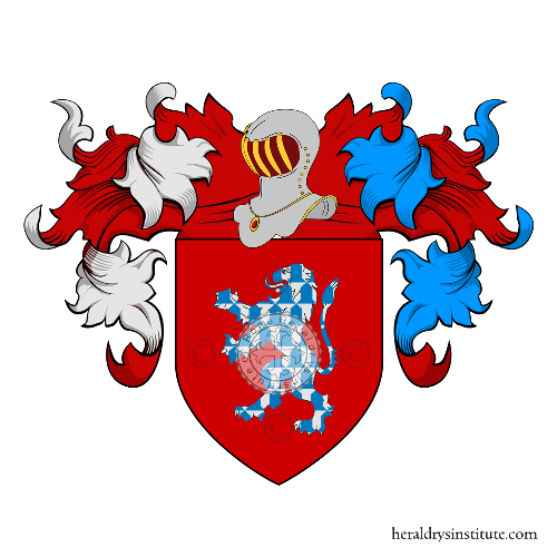 Coat of Arms of family Minuti