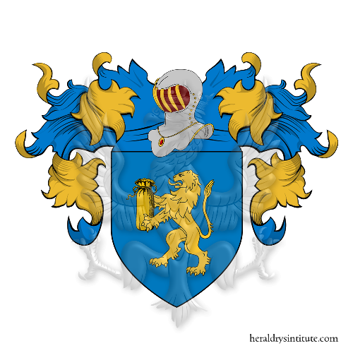 Coat of Arms of family Borsotto