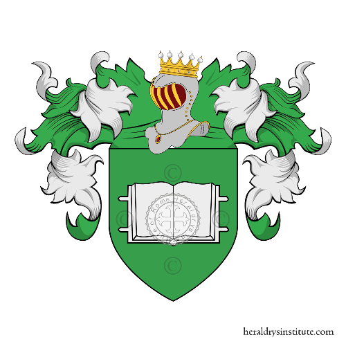 Coat of Arms of family Discepoli