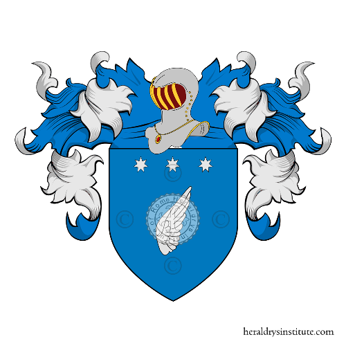 Coat of Arms of family Lanzisera