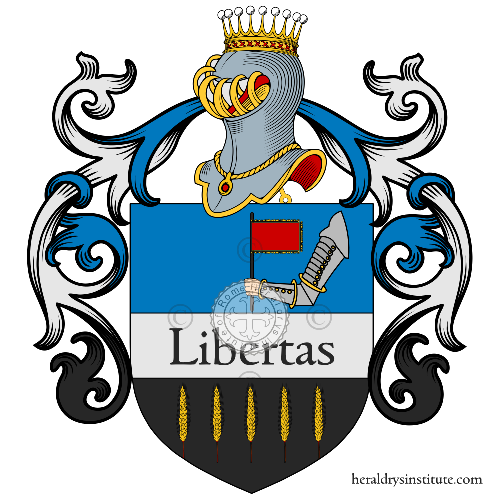 Coat of Arms of family Campagna