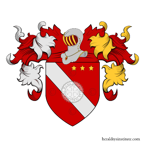 Coat of Arms of family Centi