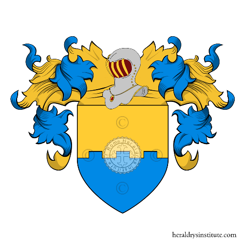 Coat of Arms of family Cenci