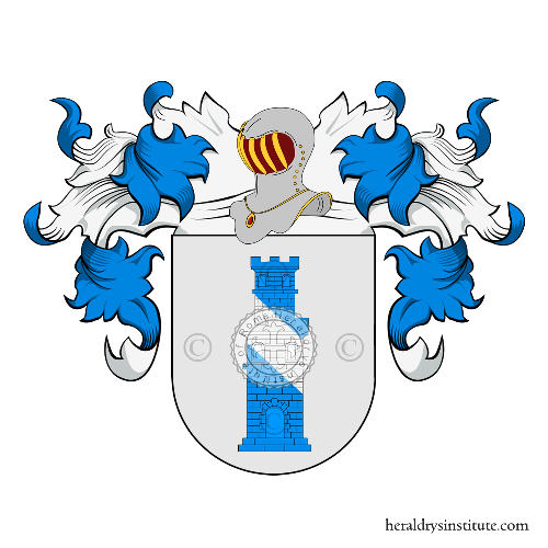 Coat of Arms of family Rada