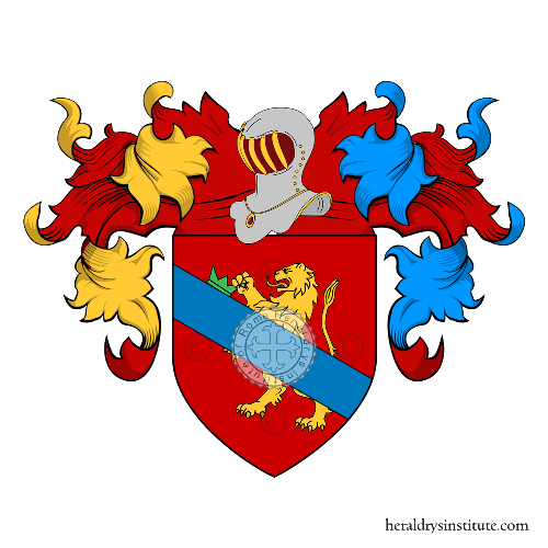 Coat of Arms of family Regi