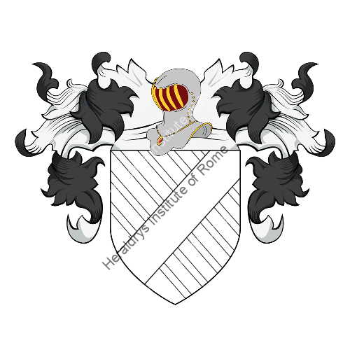 Coat of Arms of family Bonichi