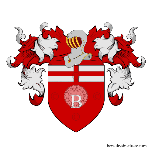 Coat of Arms of family Bonincontro