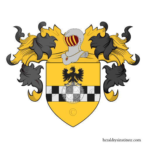 Coat of Arms of family Raschini