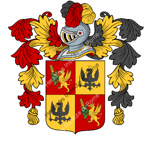 Coat of Arms of family Miglio