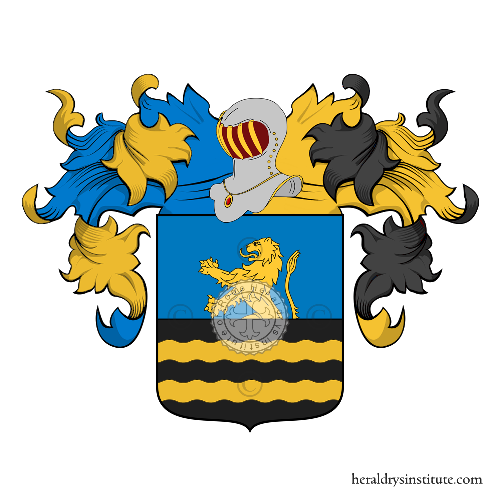Coat of Arms of family Cavicchioli