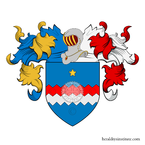 Coat of Arms of family Marcegaglia