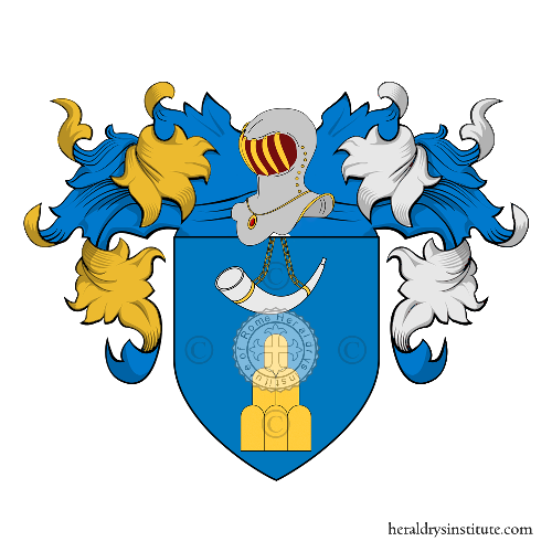 Coat of Arms of family Poltri