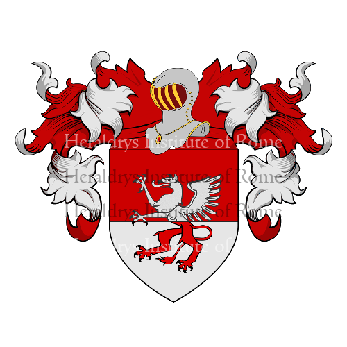 Coat of Arms of family Camiri