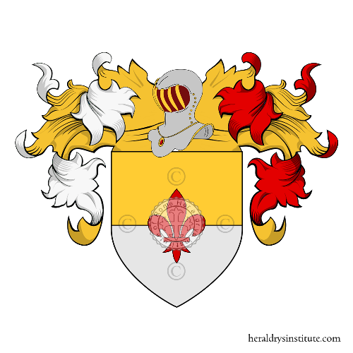 Coat of Arms of family Vannuzzi