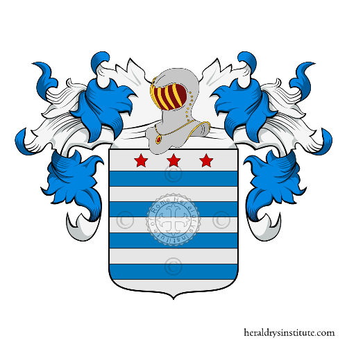 Coat of Arms of family Cibien