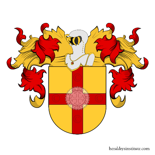 Coat of arms of family Cavriani Ratta ref: 20646