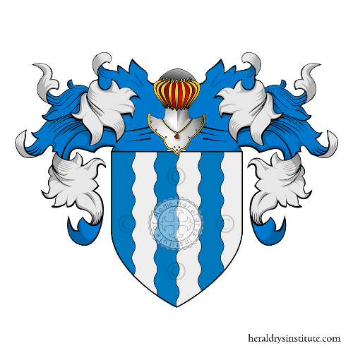 Coat of Arms of family Gavazzi Vivimpace