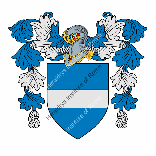 Coat of Arms of family Caimi