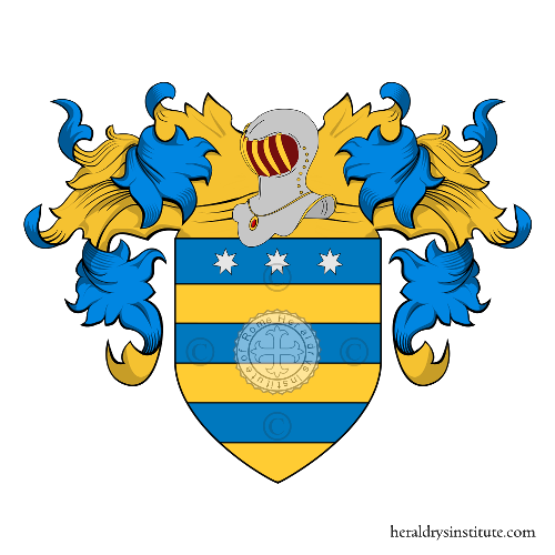 Coat of Arms of family Quintiero