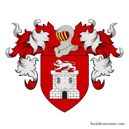 Coat of Arms of family Levati
