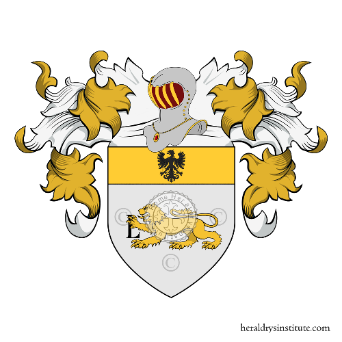 Coat of Arms of family Levato