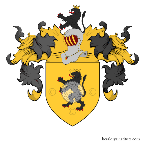 Coat of Arms of family Francone
