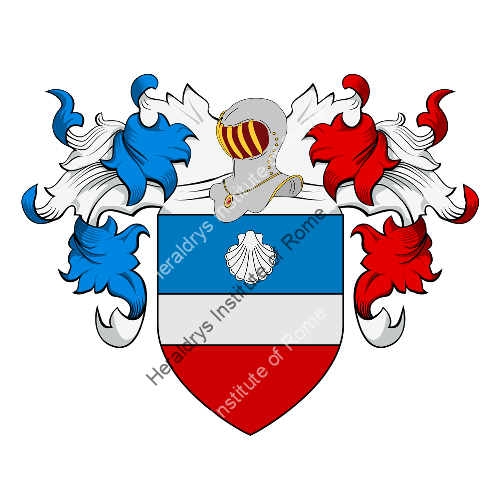 Coat of Arms of family Scannaroli
