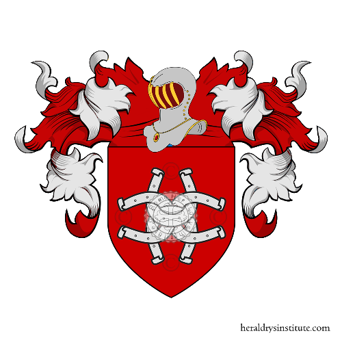 Coat of Arms of family Chiapponi