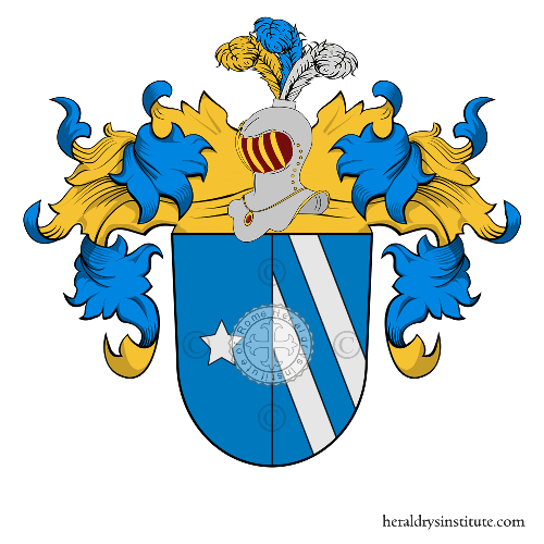 Coat of Arms of family Sottil