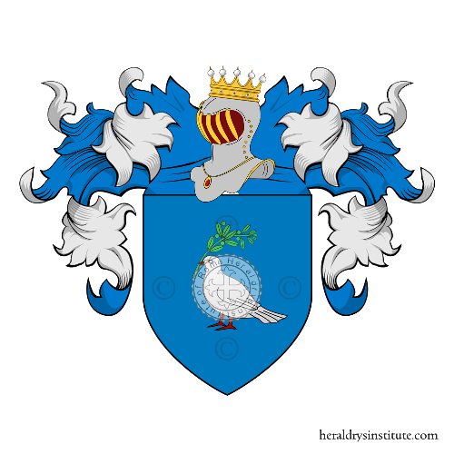 Coat of Arms of family Patriarca