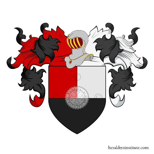 Coat of Arms of family Scanzi