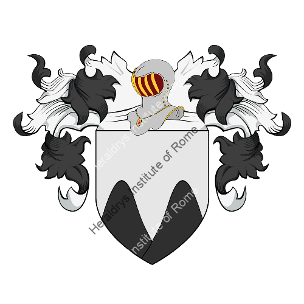 Roberti Famiglia Araldica Genealogia Stemma Roberti