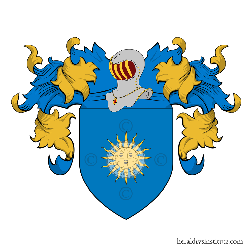 Coat of Arms of family Bonsoli