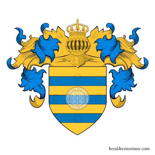 Coat of Arms of family Messia