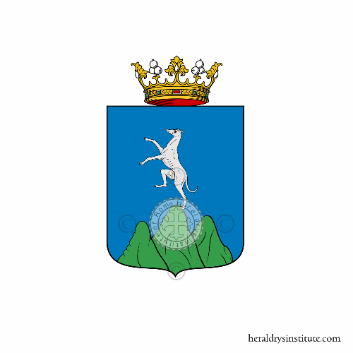 Coat of Arms of family Bonaccorsi