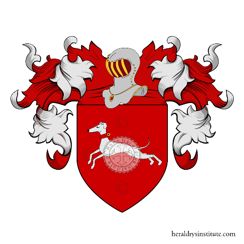 Coat of Arms of family Texier