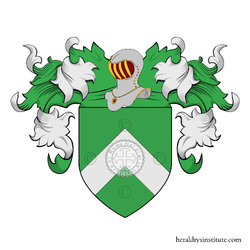 Coat of Arms of family Seira