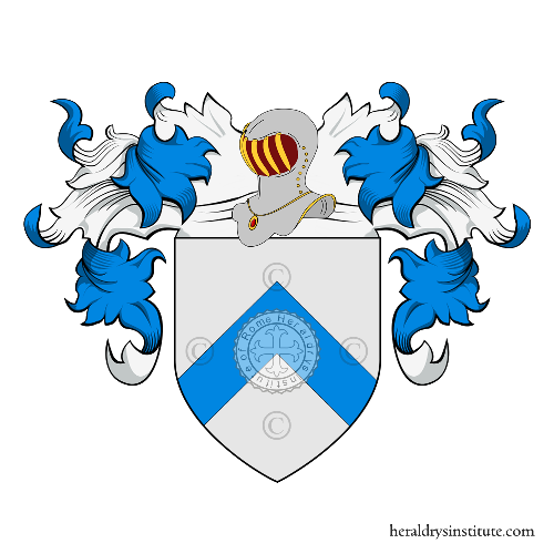 Coat of Arms of family Herion
