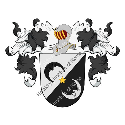 Coat of Arms of family Moosmann