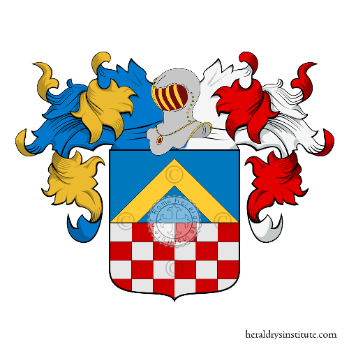Coat of Arms of family Ita